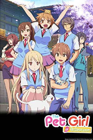 دانلود انیمه The Pet Girl of Sakurasou