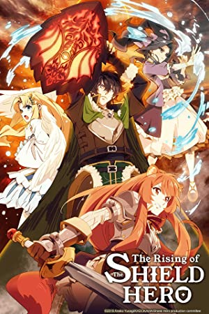 دانلود انیمه The Rising of the Shield Hero