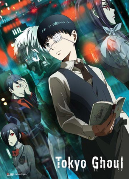 Tokyo Ghoul Root A 2015 دانلود رایگان فصل اول و دوم انیمه ی Tokyo Ghoul